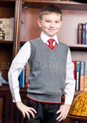 жилеты для мальчиков школьные фото